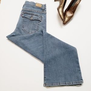 Levi's Perfectly Slimming Boot Cut 512 Jeans 14P